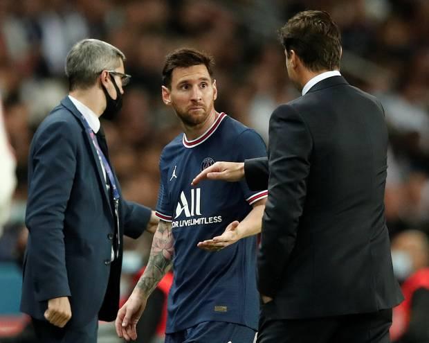 Liga Prancis: Belum Cetak Gol dan Assist untuk PSG, Lionel Messi Malah Kena Cedera