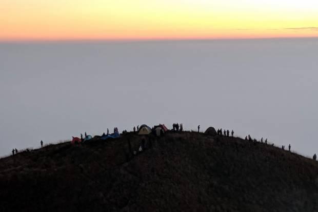 Hari Ini, Jalur Pendakian ke Puncak Gunung Penanggungan Dibuka