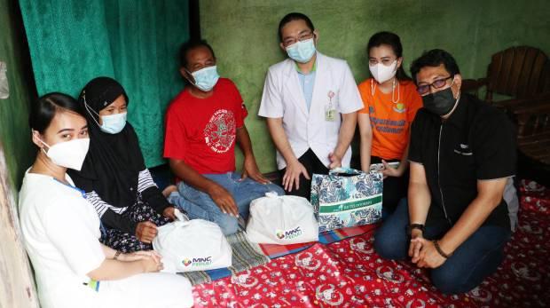 Berkat Operasi Hernia Gratis dari MNC Peduli, Sopir Angkot Semarang Ini Beraktivitas Kembali