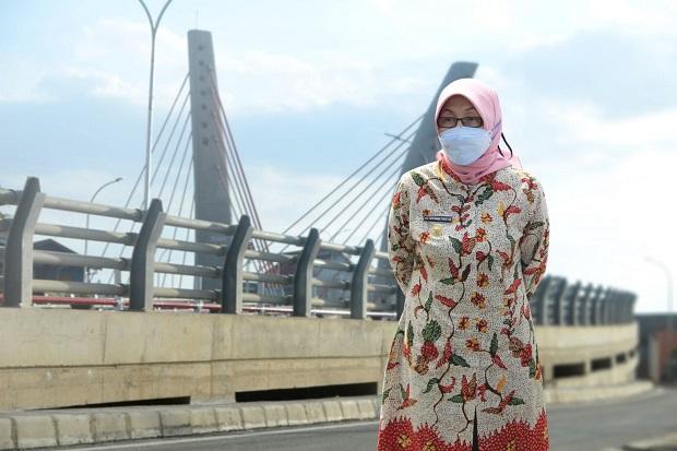 Masyarakat Batola Siap Sambut Ikon Baru Jembatan Sungai Alalak