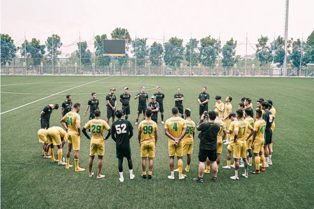 Jelang Liga 1 Persebaya vs Bhayangkara FC: Bajol Ijo Siap Putus Rantai Kemenangan The Guardian