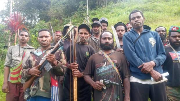 TPNPB-OPM Klaim Bertanggungjawab Penyerangan di Distrik Kiwirok, Sebut Nakes Gerald Sehat, Ini Penampakannya