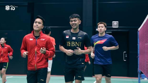 Piala Sudirman: Indonesia Waspadai Kekuatan Denmark