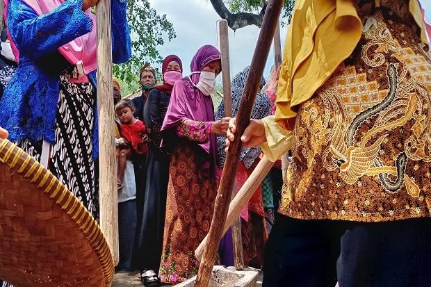 Pusaka dan Senjata Sakti Kerajaan Talaga Mandi Air Kembang di Desa Nunuk Baru