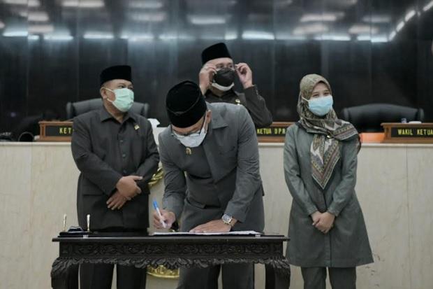 Teken KUA-PPAS Perubahan APBD 2021, Ridwan Kamil: Penyesuaian Anggaran Berlanjut