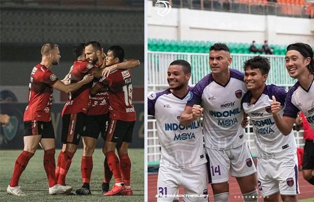 Jadwal Pertandingan Liga 1, Jumat (24/9/2021): Persita vs Bali United Panaskan Papan Atas