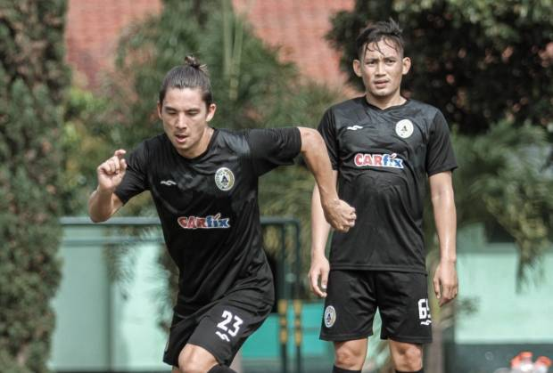Liga 1: Bentrok Madura United, Kim Kurniawan Pede PSS Sleman Curi Tiga Poin