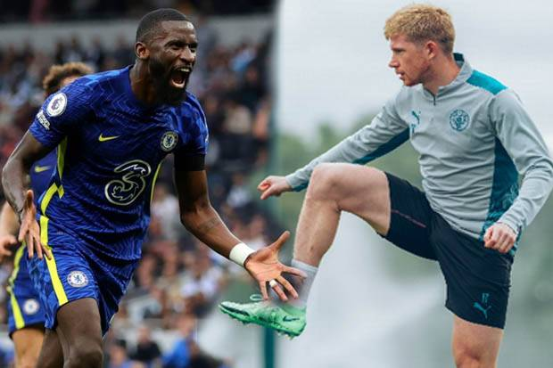 7 Fakta Menarik Chelsea vs Manchester City