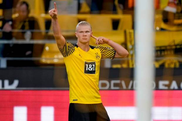 Jelang Moenchengladbach vs Borussia Dortmund: Buah Pengorbanan Haaland