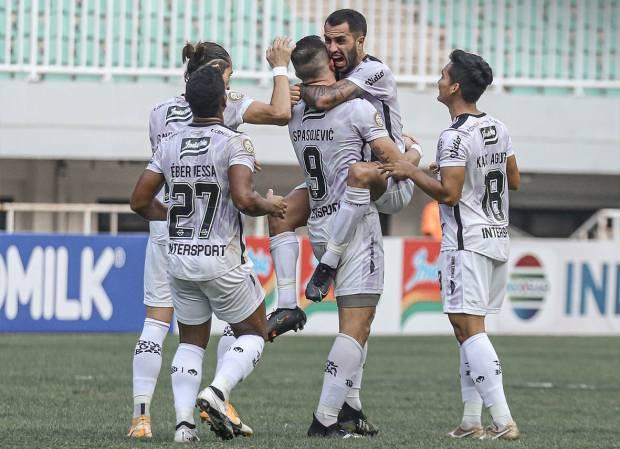 Spasojevic Bikin Brace untuk Bali United di Liga 1, Teco: Dia Paham Sepak Bola Indonesia