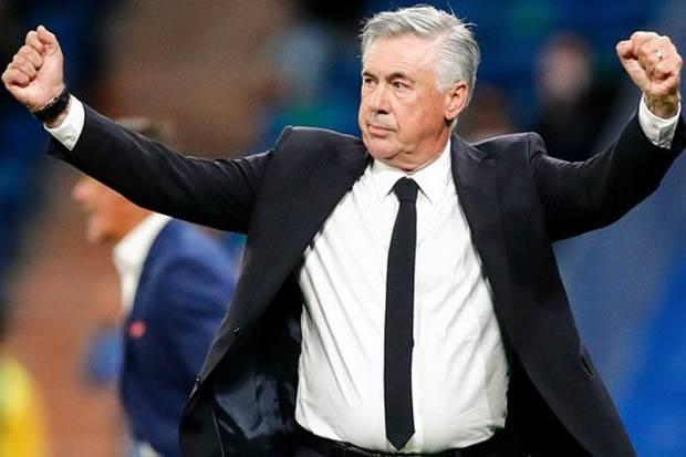 Preview Real Madrid vs Villarreal: Rekor Ancelotti