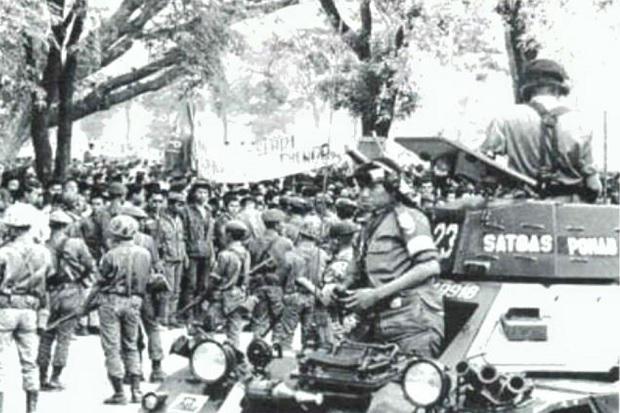 Strategi Brigjen Suryo Sumpeno Menumpas Pasukan Antek PKI di Jawa Tengah