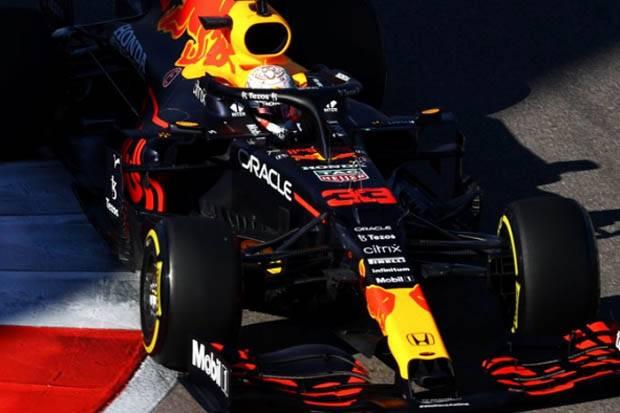 Start dari Belakang F1 GP Rusia: Max Verstappen: Balapan yang Menantang!