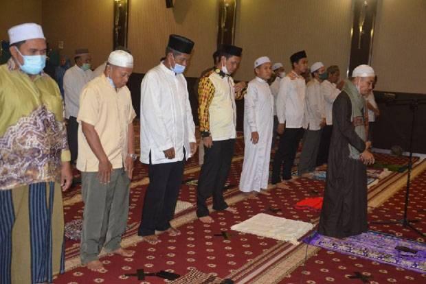 HUT ke-76 PMI Barito Kuala Ditandai Doa dan Salat Hajat Bersama