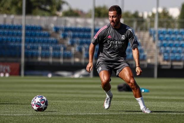 Jelang Real Madrid vs Villarreal: Eden Hazard Akan Diparkir, Ini Penjelasan Ancelotti