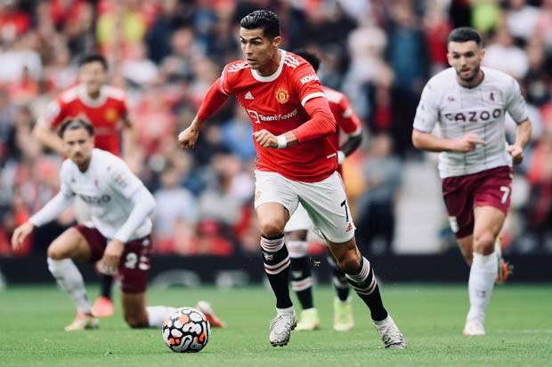 Hasil Liga Inggris 2021/2022: Manchester United Dipermalukan Aston Villa