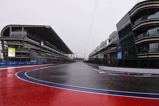Latihan Bebas 3 F1 GP Rusia 2021 Dibatalkan