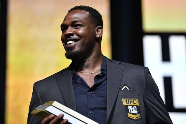 Dituding KDRT, Eks Jawara UFC Jon Jones Ditahan Polisi