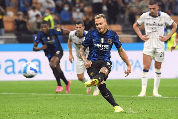 Hasil Liga Italia Inter Milan vs Atalanta: Berakhir Imbang