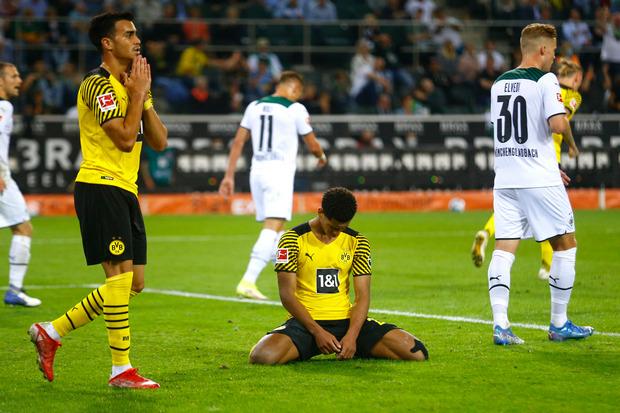 Hasil Liga Jerman Monchengladbach vs Dortmund: Kalah Tipis