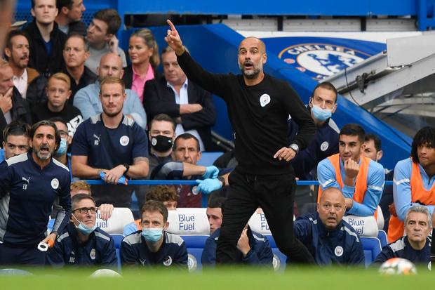 Jadi Pelatih Terbaik Man City, Guardiola: Saya Bangga Mencapainya Usai Kalahkan Chelsea