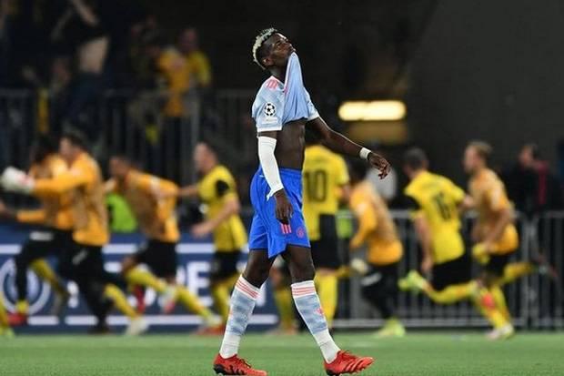 Diam-diam Juventus Pantau Nasib Pogba di Manchester United
