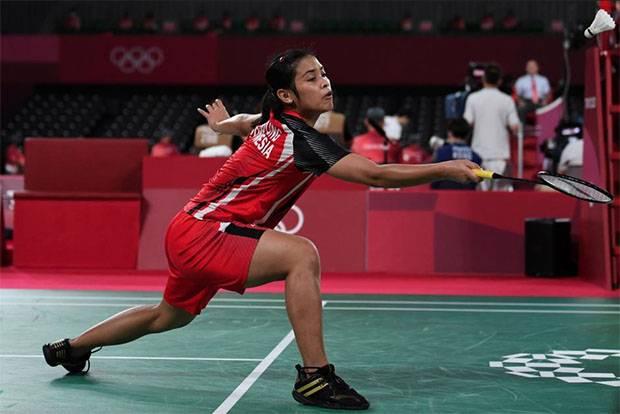 Hasil Piala Sudirman 2021: Gregoria Kalahkan Anastasia, Indonesia Menjauh atas ROC 2-0