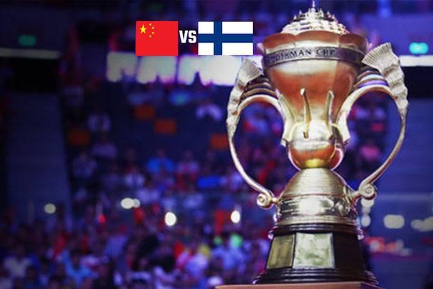 Piala Sudirman 2021: Insiden Mati Lampu Warnai Pertandingan China vs Finlandia
