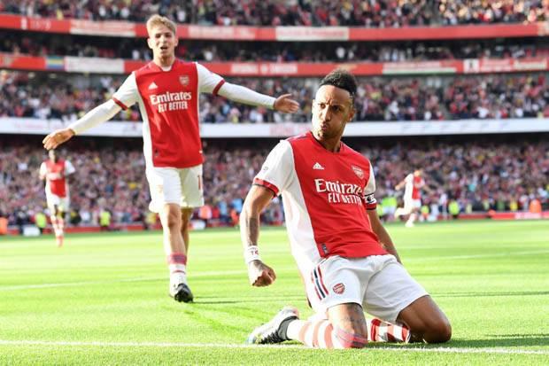 Hasil Liga Inggris 2021/2022: Bungkam Tottenham, Arsenal Kuasai Derby London Utara