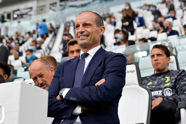 Juventus Dibobol Sampdoria Dua Kali, Allegri: Clean Sheet Sudah Langka