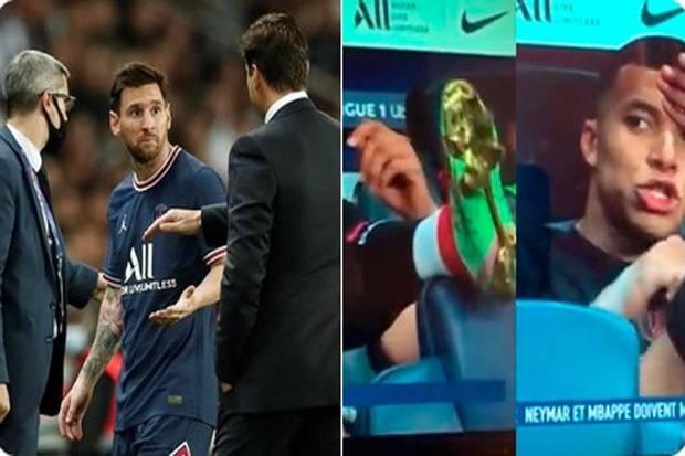 Drama Pergantian Pochettino dan Perseteruan Panas Mbappe Semprot Neymar