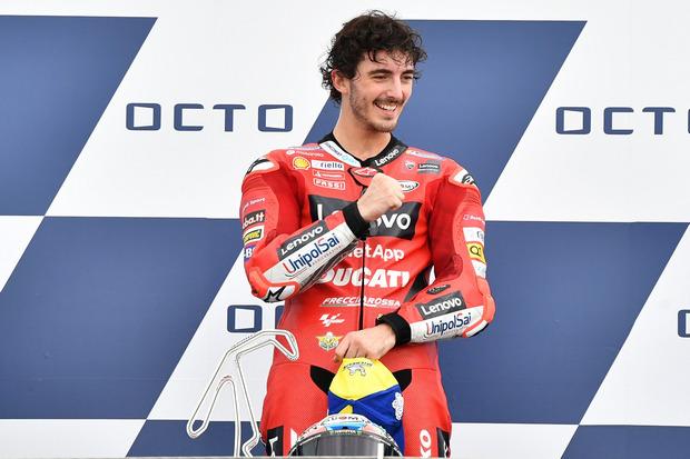 Bagnaia Akui Sulit Tiru Prestasi Valentino Rossi di MotoGP