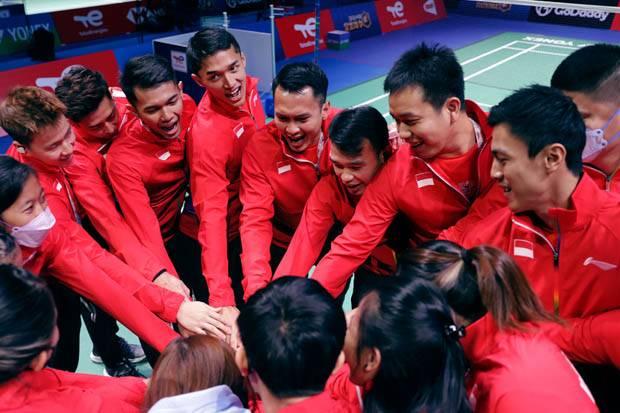 Indonesia Sapu Bersih Kemenangan di Fase Grup Piala Sudirman, Pertama Sejak 1997