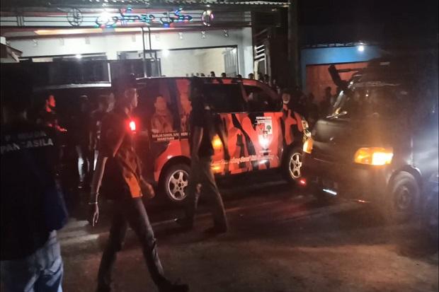 Sukabumi Mencekam, Massa Pemuda Pancasila Rusak Pos BPPKB Banten