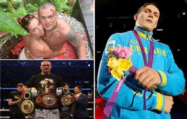 Oleksandr Usyk si Miskin Menjelma Jadi Juara Kelas Berat Miliuner