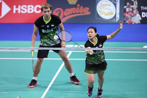 Hasil Piala Sudirman 2021: Rinov/Pitha Kunci Kemenangan Indonesia atas Kanada
