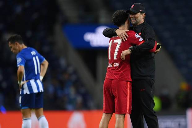 Porto 1 vs Liverpool 5, Juergen Klopp: Sulit di Awal, Mereka Nonton Brentford