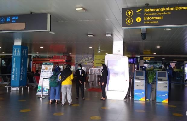 Selama PPKM , Penumpang Pesawat di 2 Bandara Jabar Anjlok 63 Persen