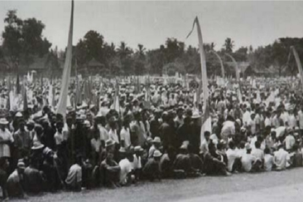 Kisah Pasukan Tameng dan Klewang, Penumpas Antek-antek PKI di Bali