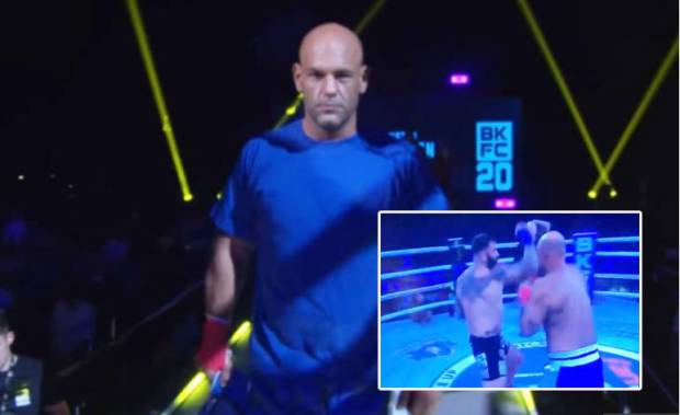 Petarung MMA Justin Thornton Meninggal Dunia Usai Kalah KO Brutal