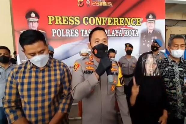 Beli Rokok Pakai Uang Palsu, 2 Pemuda Ditangkap Pemilik Warung