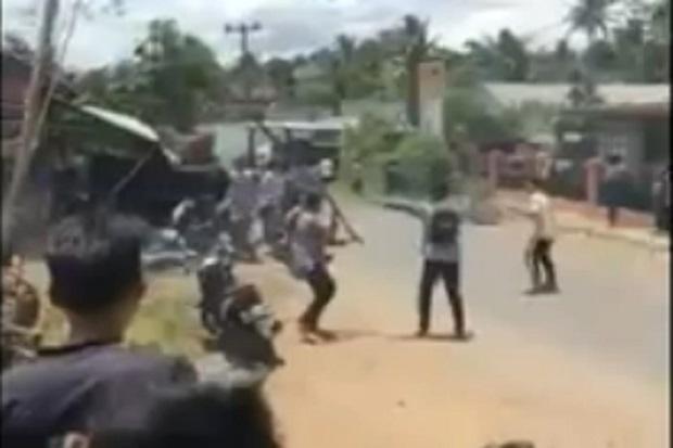 Tawuran Berdarah Pecah di Bengkulu, 1 Pelajar Tewas Ditebas Parang