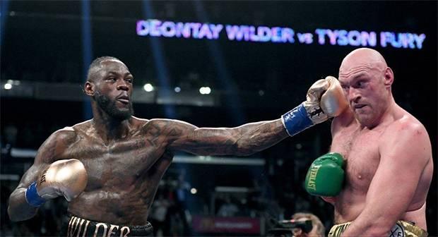 Deontay Wilder Bersumpah Robohkan Tyson Fury demi Reputasi