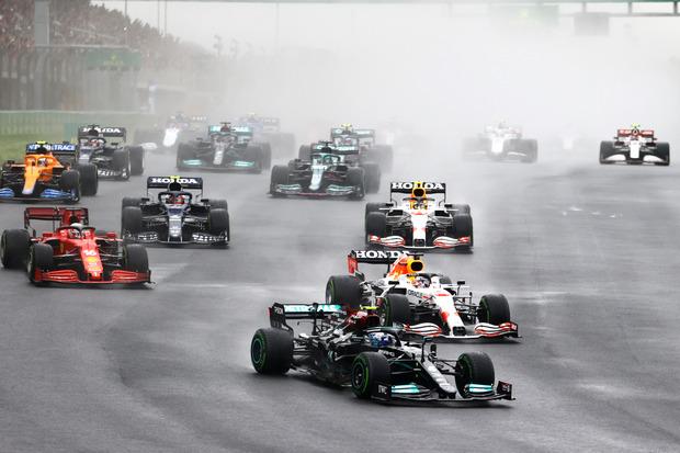 Hasil GP Turki 2021: Valtteri Bottas Rebut Podium Pertama