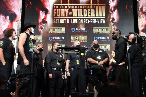 Jelang Tyson Fury vs Deontay Wilder, Ibrahimovic Jagokan The Gypsy King Ukir Sejarah