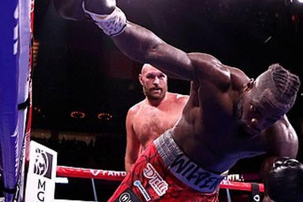 Tyson Fury Menang KO atas Wilder, Analisis David Haye: Pertarungan Liar!