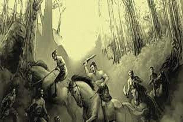 Pemberontakan Ronggolawe, Duel Maut Dua Ksatria Majapahit di Sungai Tambak Beras
