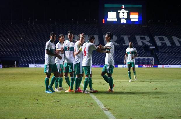 Hasil Play-off Kualifikasi Piala Asia 2023, Timnas Indonesia vs Taiwan: Tim Garuda Pesan Tempat ke Putaran Ketiga