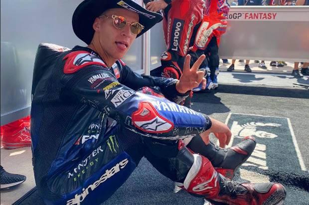 MotoGP 2021: Lin Jarvis Akui Beruntung Punya Fabio Quartararo