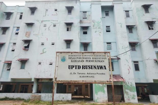 Dikenal Angker, Rusunawa Adiarsa Karawang Ternyata Bekas Kamar Mayat RSUD